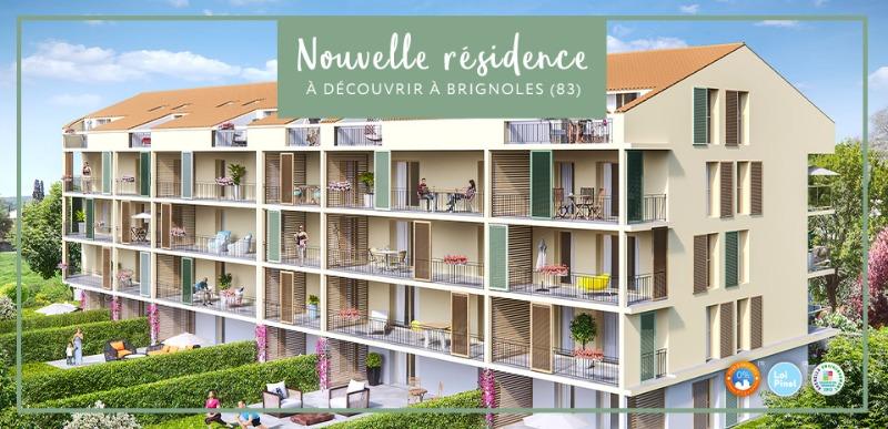 Programme Les Terrasses De Provence  - Brignoles