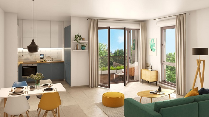 Trouvez votre logement neuf et prenez rendez-vous avec le promoteur